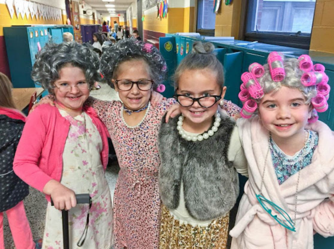 100 days of school dress up ideas for kids