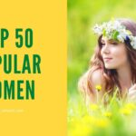 50 Most Popular Women On The Internet