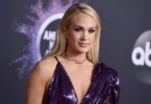 Carrie Underwood 50 most popular women on the Internet